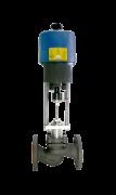 Клапаны Гранрег КМ125Ф с электроприводом