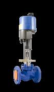 Клапаны Гранрег КМ127Ф с электроприводом