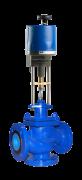 Клапаны Гранрег КМ307Ф с электроприводом