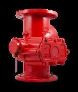 Клапаны дренчерные Reliable модели DDX