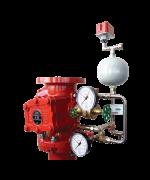 Клапаны водозаполненные Reliable модели E