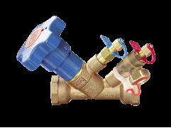 Клапаны балансировочные Vir серии 9506