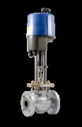 Клапаны Polna Z/1 c электроприводом