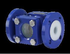 Клапаны обратные Swissfluid серии SBC футерованные