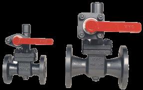 Клапаны периодической продувки VYC 460