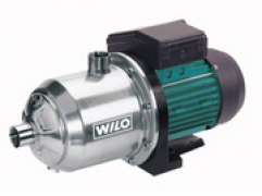 Многосекционный центробежный насос Wilo-MultiPress MP