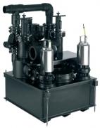 Напорная установка Wilo-EMUport FTS MG для отвода сточных вод