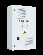 Шкафы управления 2 насосами/вентиляторами с ПЧ на каждый электродвигатель (бюджетный вариант)