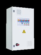 Шкафы управления 3 насосами/вентиляторами с 1 ПЧ (переменный мастер), пуск доп. электродвигателя от УПП