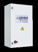 Шкафы управления насосами на 3 насоса с УПП