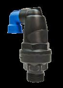 Воздухоотводчики Гранрег КАТ50.1 пластик/латунь кинетические
