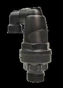 Воздухоотводчики Гранрег КАТ51.1 пластик/латунь комбинированные