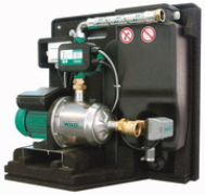 Wilo-RainSystem AF Basic установка для использования дождевой воды