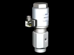 Клапаны соленоидные отсечные ECD-H